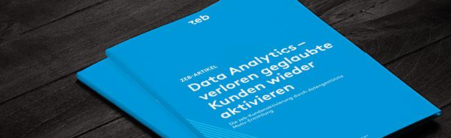 Data Analytics: Activate customers
